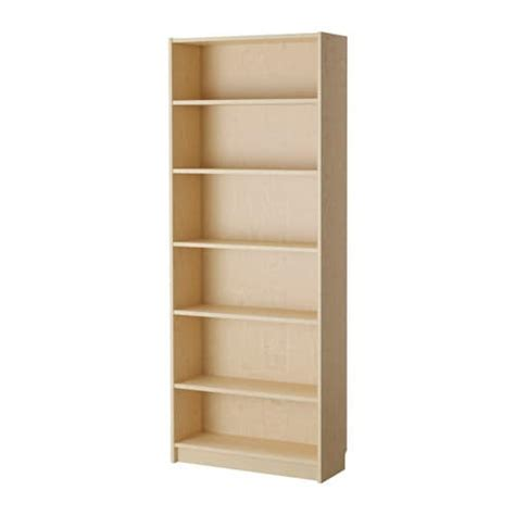 Malm Bookcase by Billy Bookcase Birch Veneer Ikea