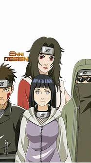 Naruto Shippuden| Team Kurenai (Team 8) by iEnniDESIGN on ...