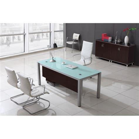 glass executive desk office furniture corp designs sling series glass top executive desks cd