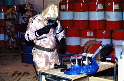 Image result for storage of chemical weapons 1997
