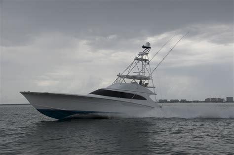 Big Fishing Boats For Sale by Custom Sportfishing Boats Captain Ken Kreisler S Boat
