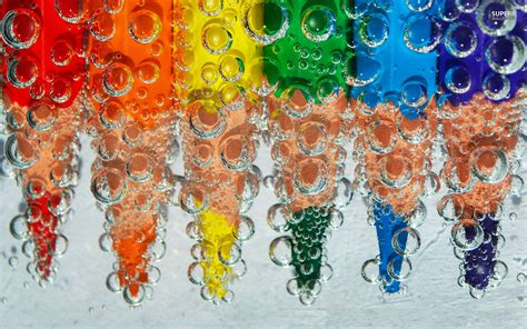 nice colorful water drops wallpapers weneedfun