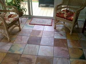 Sunroom floor - Traditional - Entry - burlington - by