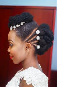 Natural Hairstyles 4C Hair
