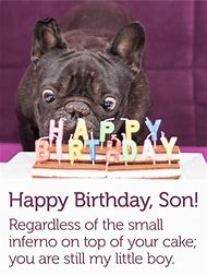 Best 25 ideas about happy birthday son find what youll love funny happy birthday son cards bookmarktalkfo Gallery