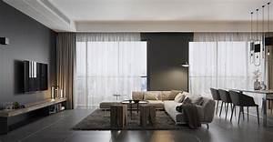 luxury styles 6 dark and daring interiors With interior design small dark rooms