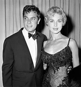 Tony Curtis & Janet Leigh. LOL | TONY CURTIS | Pinterest