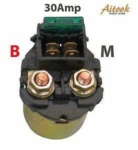 Gl1100 Starter Schematic : starter solenoid relay for honda gl1200 goldwing ~ A.2002-acura-tl-radio.info Haus und Dekorationen