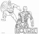 Iron Coloring Printable sketch template