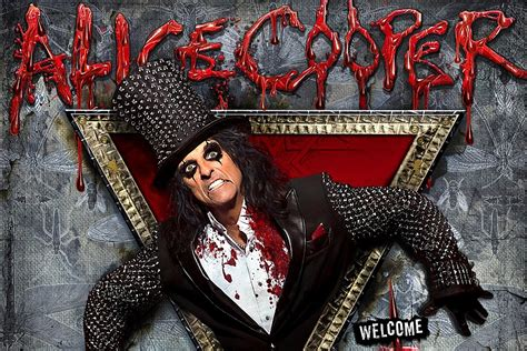 Revisiting an Alice Cooper Sequel, 'Welcome 2 My Nightmare'