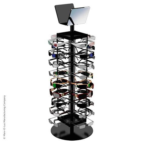 Display Racks by Economical 36 Sunglasses Countertop Spinner Display Rack