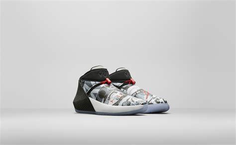 Jordan Brand Unveils Russell Westbrooks Signature