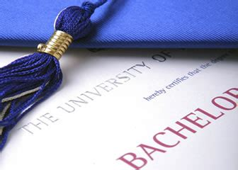 secondary education bachelor degree