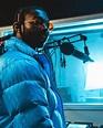 Blue Wallpaper Rap