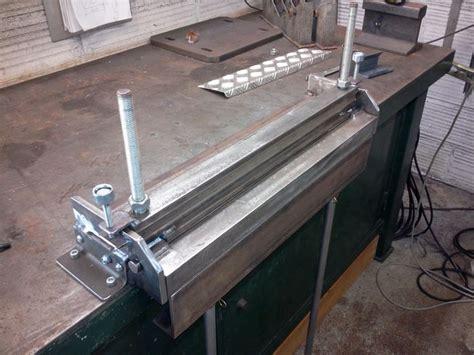 sheet metal bending tools 25 best เคร องพ บเหล กทำเอง images on diy