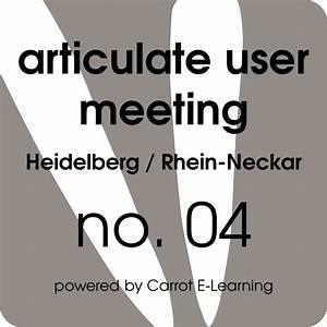E Learning Heidelberg : articulate user meeting heidelberg rhein neckar 2016 01 einladung carrot e ~ Orissabook.com Haus und Dekorationen