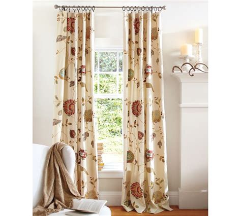 pottery barn window treatments pottery barn knock curtains curtain menzilperde net