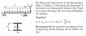 Auflagerkräfte Berechnen Formel : mp forum maximale normalspannung matroids matheplanet ~ Themetempest.com Abrechnung