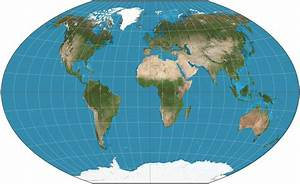 Mercator Projection V  Gall-peters Projection