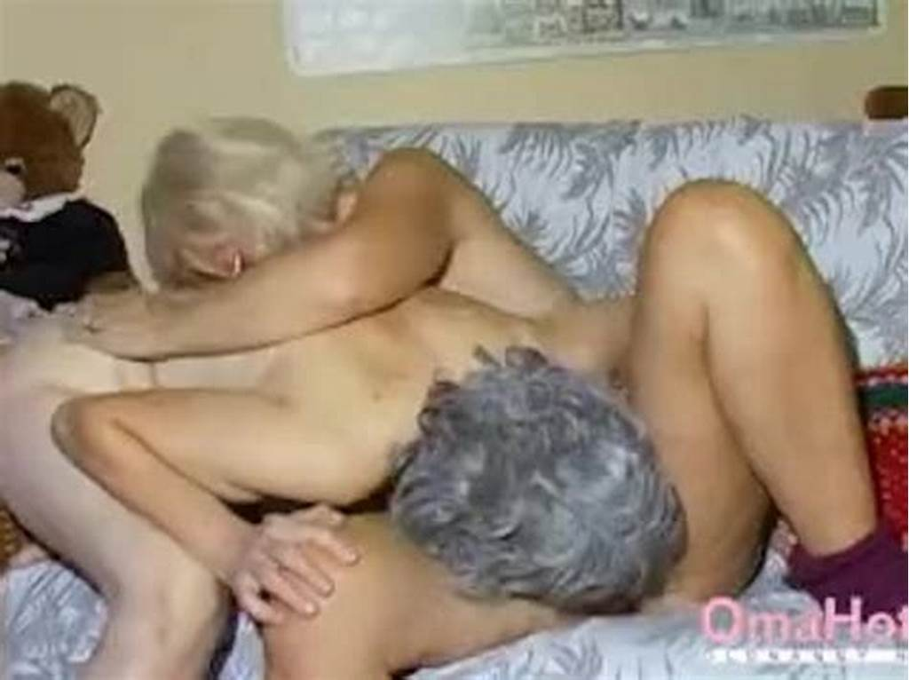 #Omahotel #Two #Mature #Lesbians #Playing #Together