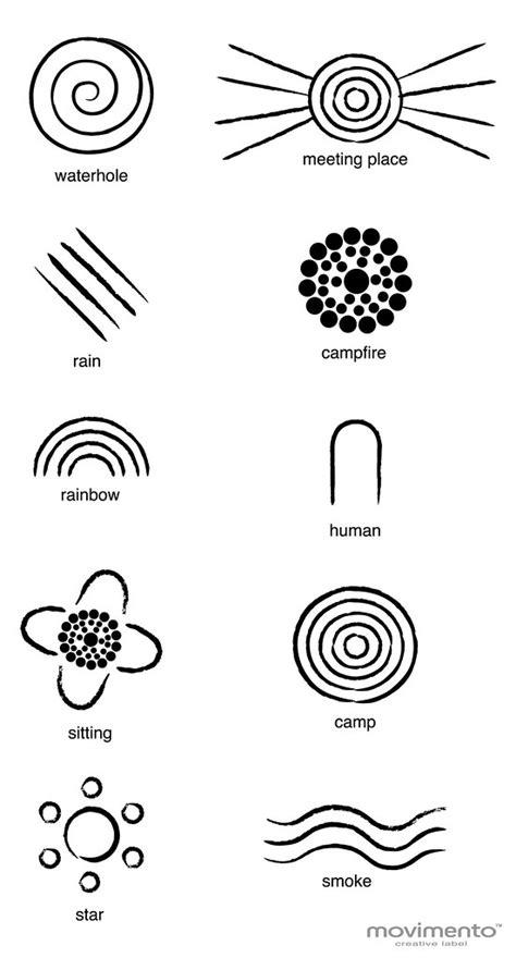 aboriginal symbol olga  zanni flickr