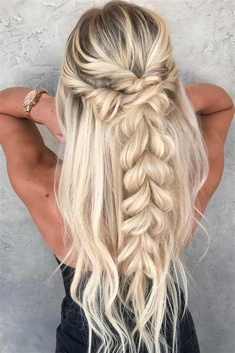 easy summer hairstyles    hair long hair