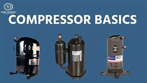 Air Conditioning Compressor Basics