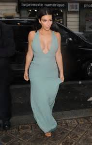 Kim Kardashian Hot Photos Fashin Week 2014 23 GotCeleb