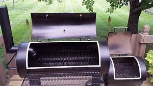 Joes Bbq Smoker : oklahoma joe 39 s longhorn smoker gasket brinkmann trailmaster barbeque horizon mod ~ Cokemachineaccidents.com Haus und Dekorationen