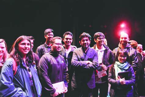 siddhartha mukherjee talks genes  campbell hall