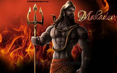 Mahadev Shiva Lord Wallpapers Mahakal Shivratri Tandav