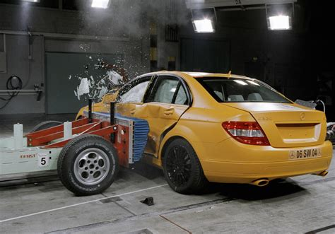 si鑒e auto crash test mercedes nasce il nuovo centro crash test