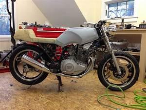1982 Yamaha Xs400 Seca