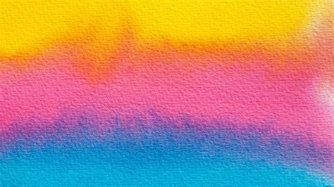 Download wallpaper 3840x2160 watercolor stripes