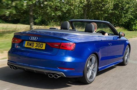 Rs3 Convertible by Audi S3 Cabriolet Review Autocar