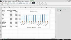 Excel Standardabweichung Berechnen : diagramm erstellen excel balkendiagramm excel liniendiagramm etc youtube ~ Themetempest.com Abrechnung
