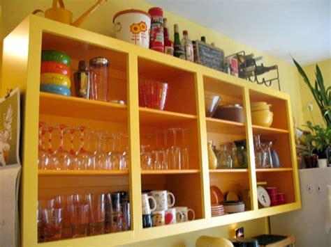 open shelf kitchen cabinet ideas look even more open kitchen shelves from readers