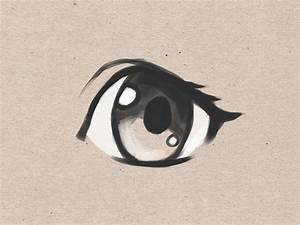 How to Draw Simple Anime Eyes: 5 Steps (with Pictures ...