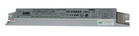 t8 ballast 2 l electronic ballast t8 pll 36w yz 236eaa t8 pl 3aaa