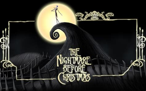 Background High Resolution Nightmare Before Wallpaper by Skellington Wallpapers 66 Images