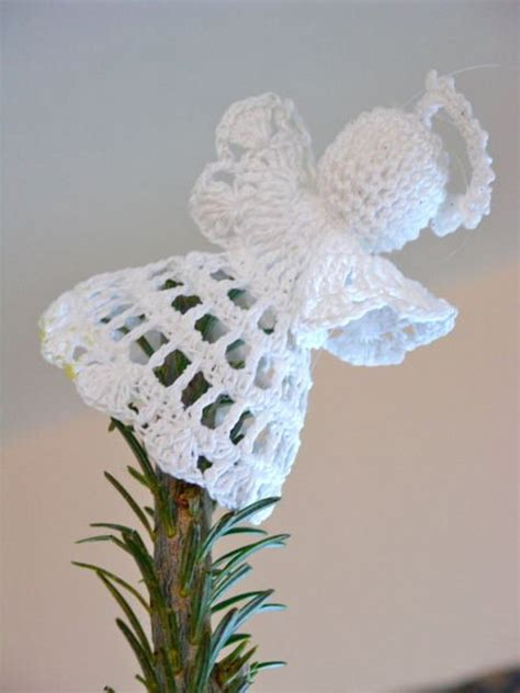 crochet angel patterns