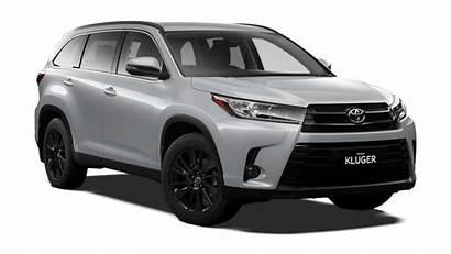 Kluger Edition Toyota Awd 2wd Jan 5l