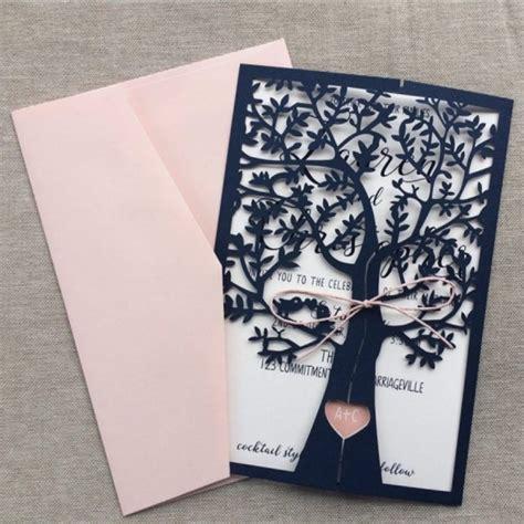 contoh desain undangan pernikahan unik simple elegan