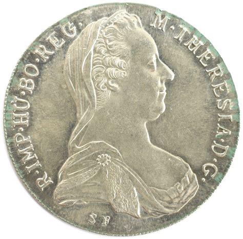 1 Thaler - Maria Theresia - Austria - Habsburg – Numista