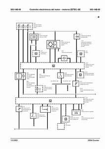 Ford Courier Diagrama De Cableado Parte 5