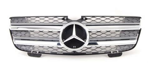 mercedes benz gl class genuine front grille assembly