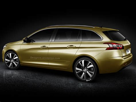 Peugeot Picture by 2013 Peugeot 308 Sw Pictures Information And Specs