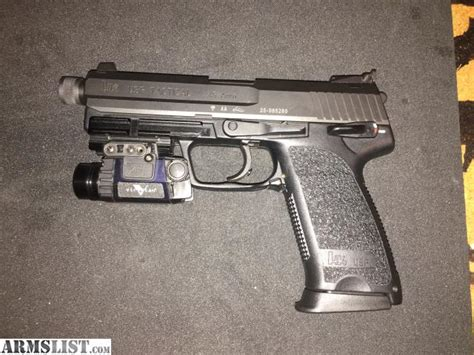 hk usp 45 laser light armslist for sale trade hk usp tactical 45 w veridian