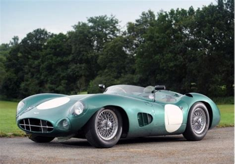 Million Aston Martin Dbr1 Smashed Up During Vintage Race