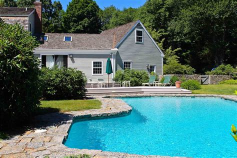 Homes With Swimming Pool For Sale In Easton Ct Find And